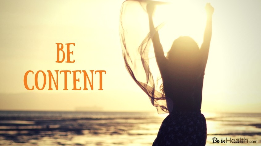 be content (1)