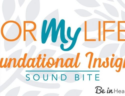 Foundational Insights from the For My Life Retreat