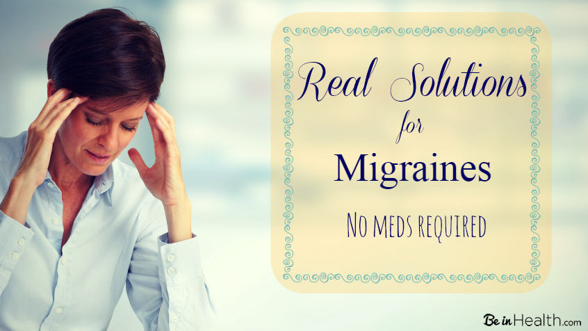 In Dr. Henry W. Wright's book, A More Excellent Way, he addresses the real cause of migraines and offers real solutions for migraines.