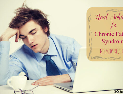 Real Solutions for Chronic Fatigue Syndrome: No Meds Required!