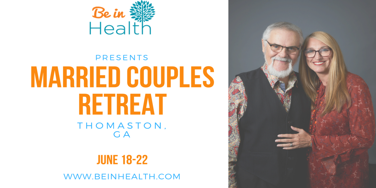 Married Couples Retreat June 18-22