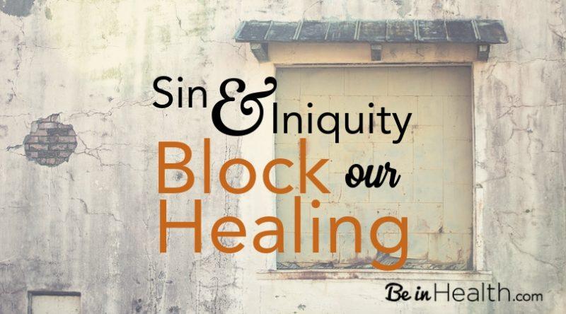 Blocks to Healing 3
