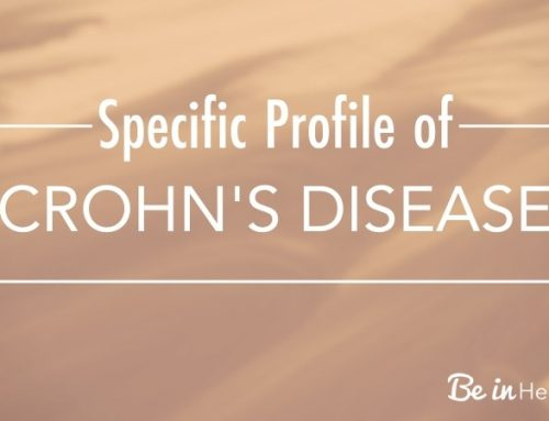 Specific Profile of Crohn's Disease