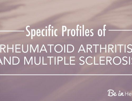 Specific Profiles of Rheumatoid Arthritis and Multiple Sclerosis