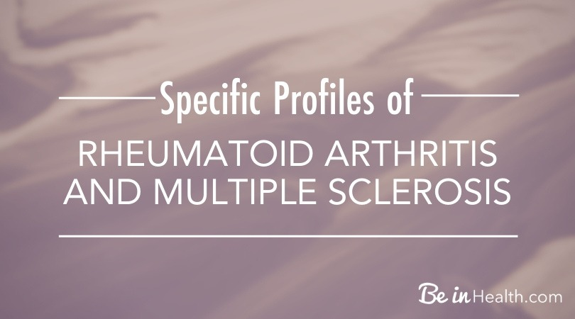 Biblical Insights into the Specific Profiles of Rheumatoid Arthritis and Multiple Sclerosis and Its Possible Spiritual Roots