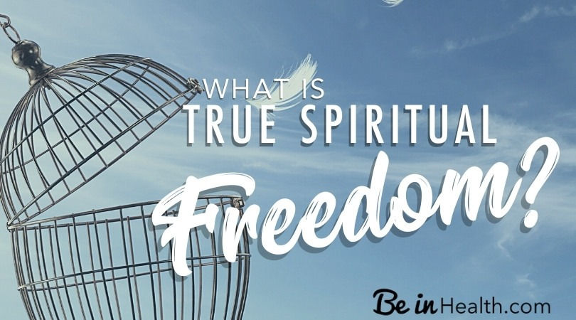What is spiritual freedom and what it is not? Discover Biblical truth that will lead you to a lifestyle of spiritual freedom as an overcomer!
