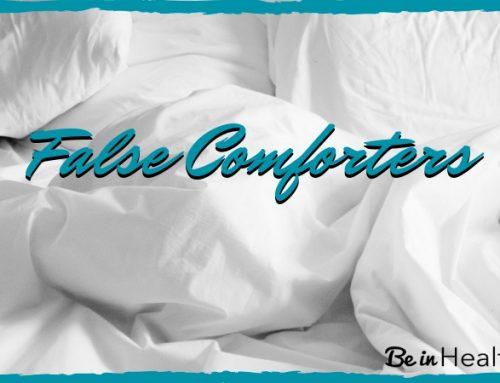 False Comforters