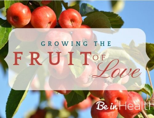 Growing the Fruit of Love