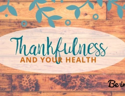 Thankfulness and Your Health
