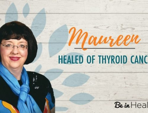Maureen Was Healed of Thyroid Cancer