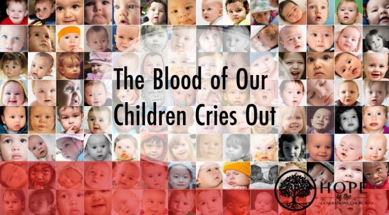 20% of babies in the womb are aborted each year