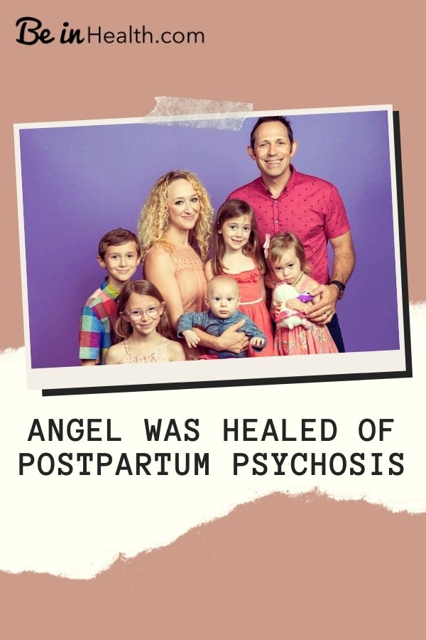 God has real solutions to help you overcome postpartum psychosis and postpartum depression. Read Angel