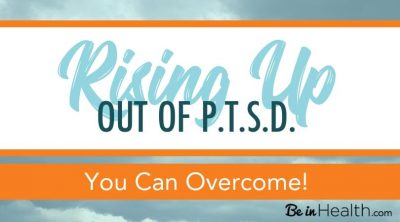 PTSD does not have to be a life-long torment. Be in Health reveals real solutions from the Bible to healing, and recovery from PTSD. Read this article to learn more about PTSD and God's plan for your freedom!