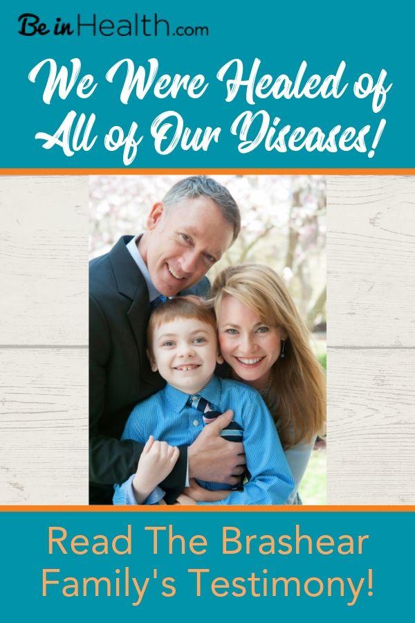 Read the Brashear family