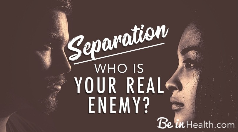 The Bible says that we battle not against flesh and blood. Who is our real enemy and how can we overcome him? This revelation may change your life and heal relationships!