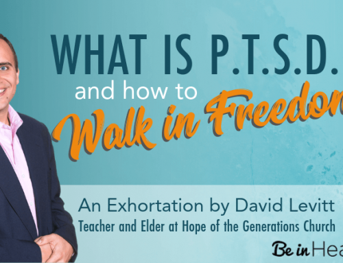 What is P.T.S.D.?- And How to Walk in Freedom