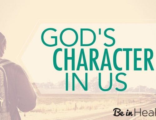 God's Character in Us