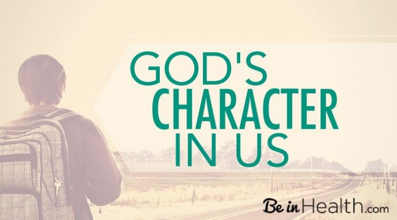 """""""Who is God?"""" and """"Who am I?"""" Find the answer to these questions as you learn what God's character is, as defined by the fruit of the Spirit, and how to apply it to your life. This is how you truly find your identity in Christ. Learn more here!"""