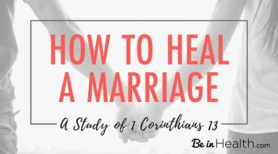 Do you feel unfulfilled in your marriage? Perhaps you feel like you're doing all of the right things but your marriage is still struggling. Or maybe you just want to improve intimacy in your relationship. This study of 1 Corinthians 13 holds some keys to God's love and how to apply it to your relationships. Read more here!
