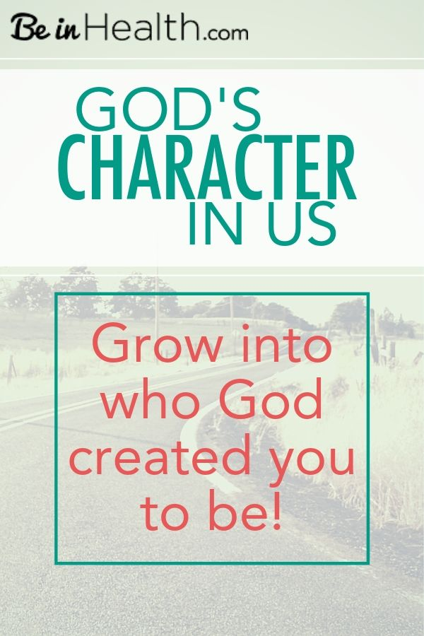 """""""Who is God?"""" and """"Who am I?"""" Find the answers to these questions as you learn what God's character is, as defined by the fruit of the Spirit, and how to apply it to your life. This is how you will truly find your identity in Christ. Learn more here!"""
