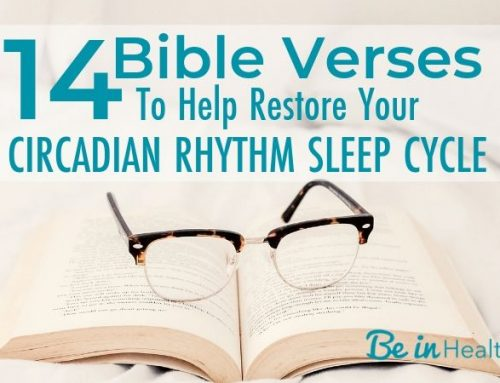 Restore your Circadian Rhythm Sleep Cycle