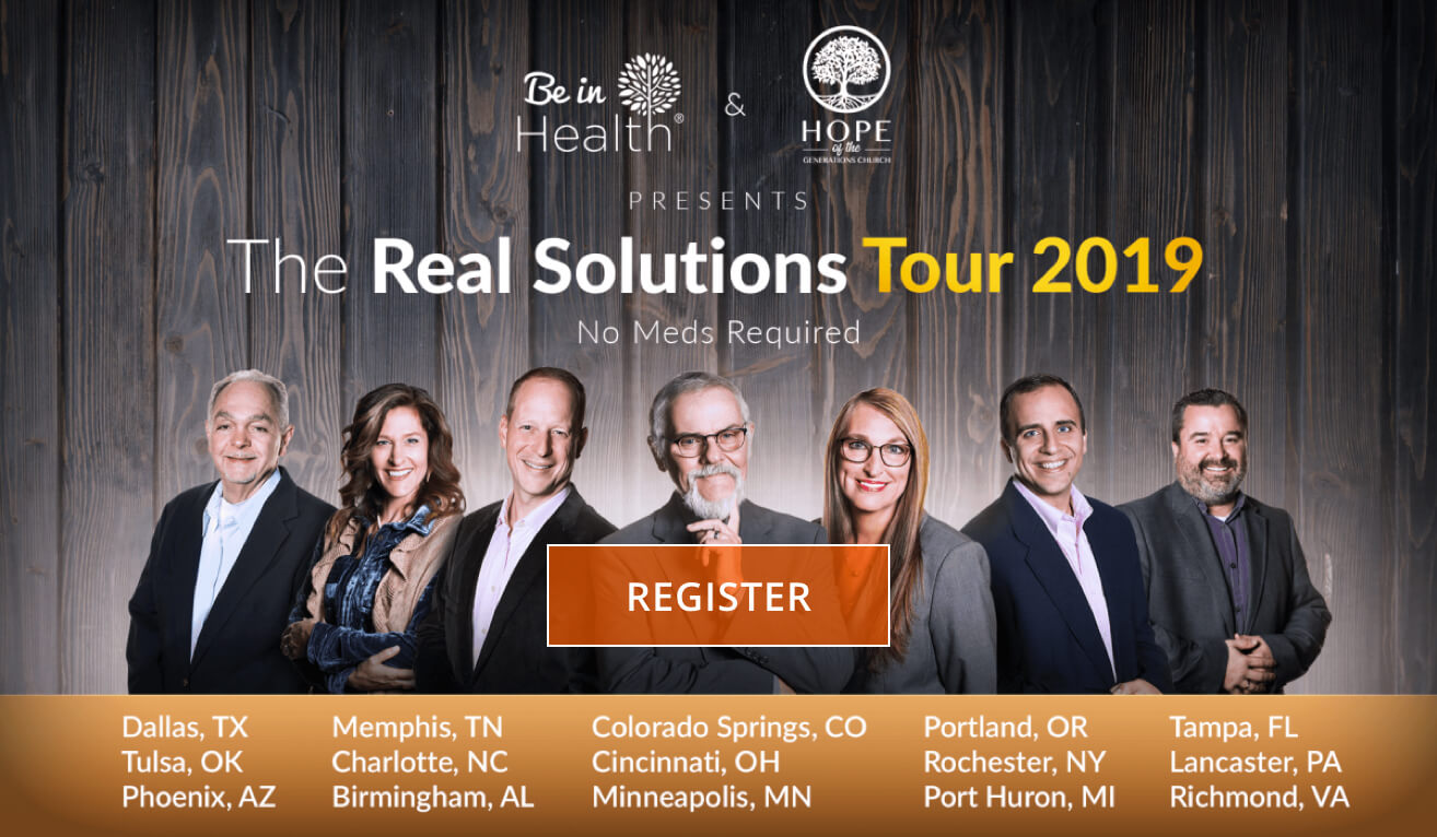 The Real Solutions Tour 2019