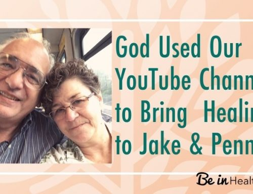 God Used Our YouTube Channel to Heal Jake
