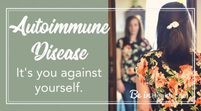 Little known insights into the spiritual causes of autoimmune diseases Plus 6 steps to defeating autoimmune disease, in your life, God's way!