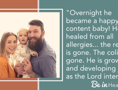The Biblical Cure for Colic: A Testimony of Healing