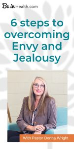 Eye-opening insights into how jealousy ruins relationships, lessens your blessings, and steals your identity.