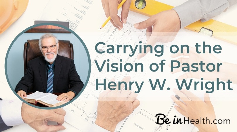 Carrying on the Vision –Encouragements and Reflections from Hope of the Generations Church Leadership at Pastor Henry W. Wright's Celebration of Life Service
