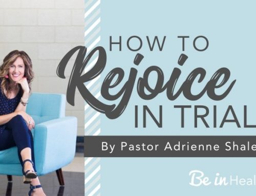 How to Rejoice in Trials