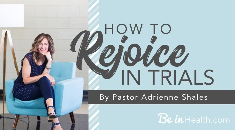 Find out How to Rejoice in Trials and temptations and how God can give you lasting benefits as a result