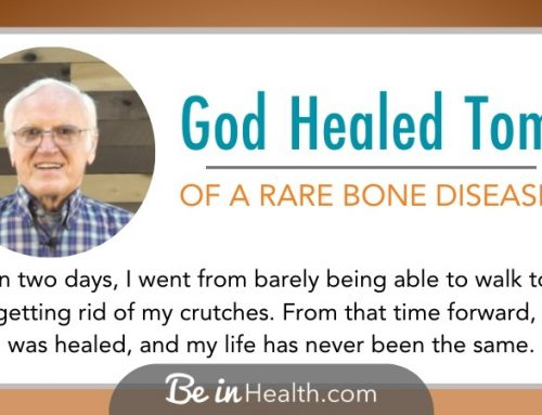 Healing from Tumor-Induced Osteomalacia