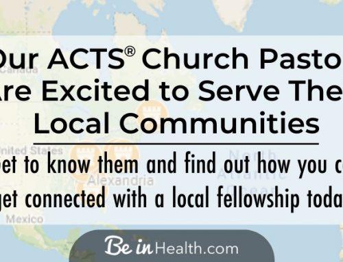 ACTS Church Pastors