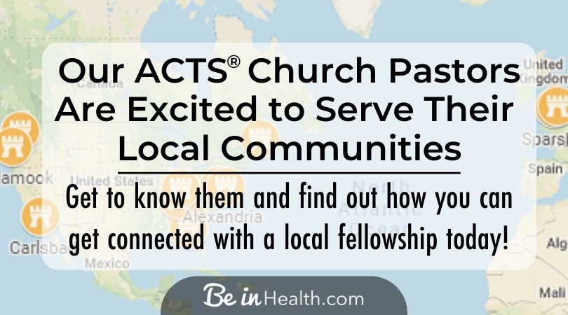 Our ACTS® Church Pastors Are Excited to Serve Their Local Communities – Get to Know Them and Find Out How You Can Get Connected With a Local Fellowship Today!