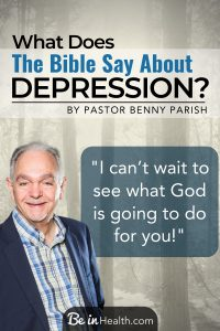 Did you know that the Bible offers real solutions for overcoming depression? Pastor Benny Parish teaches on the cause of depression and how to overcome depression God's way. Find out how God wants to meet you, heal you, and restore you so that you can walk in wholeness and peace in every area of your life.