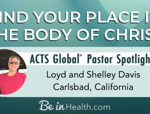 Find Your Place in the Body of Christ