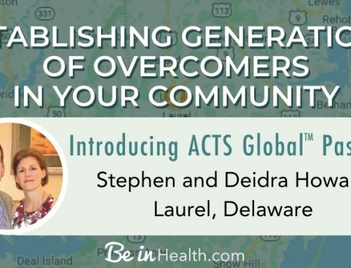 Establishing Generations of Overcomers in Your Community