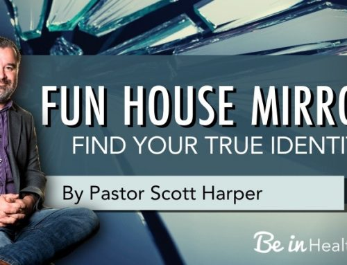 Find Your Identity and Escape the Funhouse Mirrors