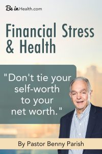 Discover Biblical insights into how to deal with the root of financial stress. Find hope and healing in these Bible verses for defeating financial stress in your life today!