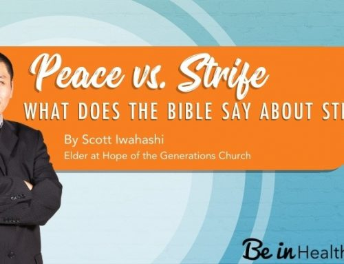Peace vs. Strife – What does the Bible say about strife?