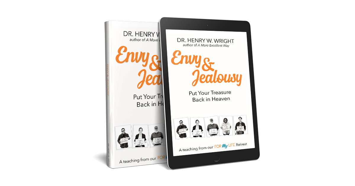 How to Overcome Envy and Jealousy