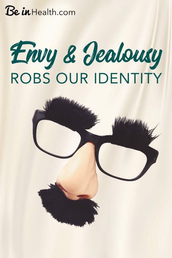 What is the spirit of envy and jealousy and how might it be robbing you of your identity and the best blessings that God has prepared for you? Find out now!