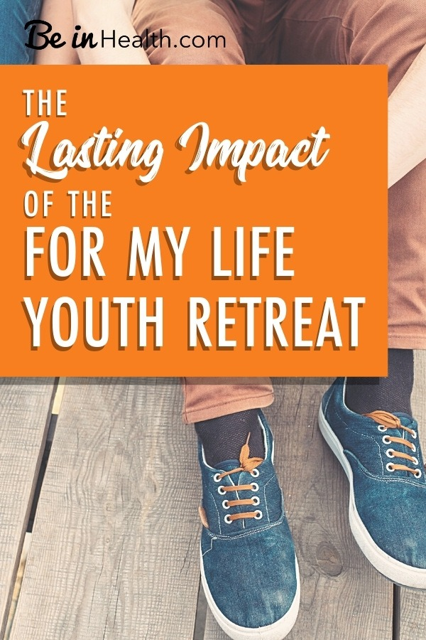 The For My Life Youth Retreat addresses real life challenges that youths face every day. They are equipped with the tools they need to take responsibility for their lives, overcome challenges, and be in health. Read real youth's testimonies and learn more here!