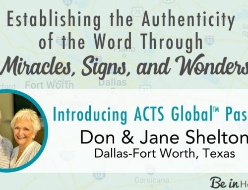 Healing, Miracles, Signs, and Wonders in the Church