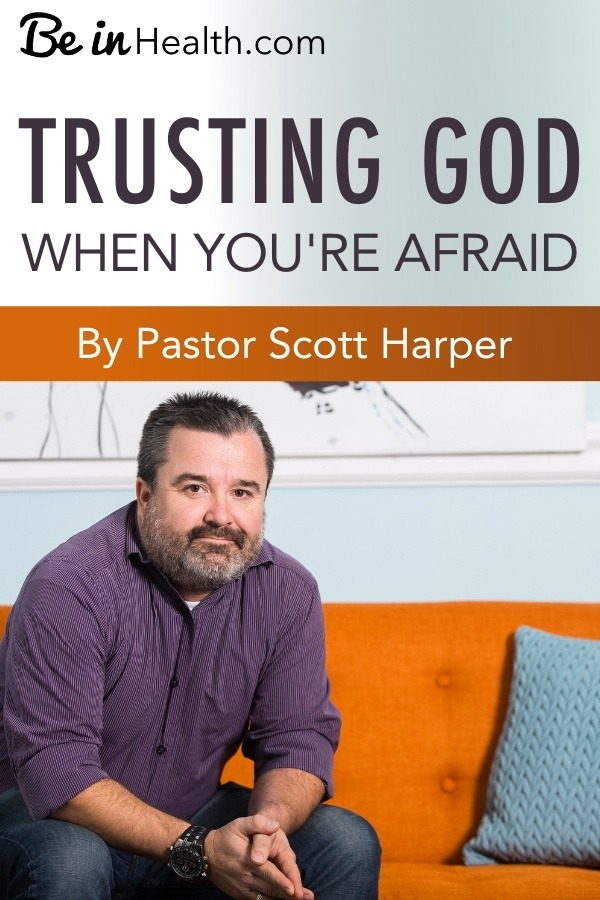 What do you do when you're afraid? Pastor Scott Harper presents insights from the Bible on how to overcome fear and anxiety, even in the middle of troubles and hard times.