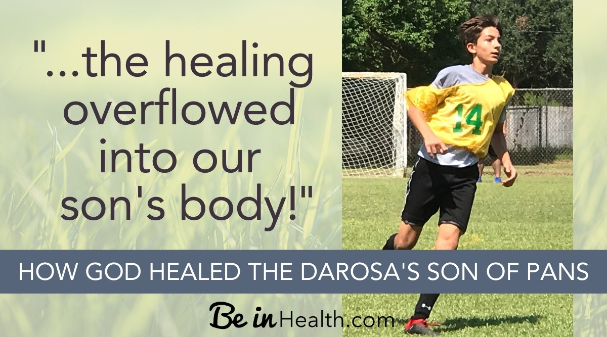 Real solutions and a better way than just treating PANS or PANDAS disease naturally or medically - Discover the Biblical truth that heals!