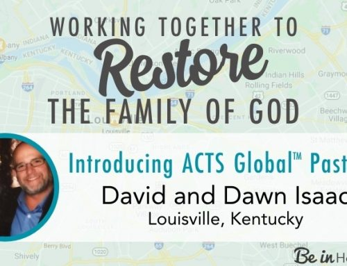 Working Together to Restore the Family of God