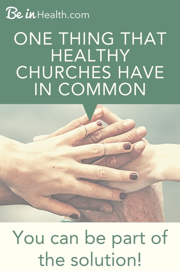We often expect church leaders to be a safe place for us, but God also calls the body of Christ to be a safe place for those He places in authority.